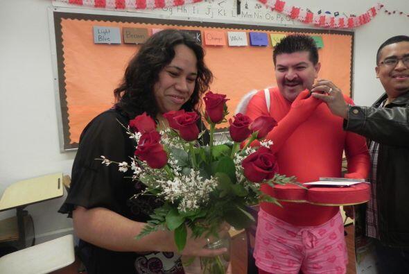 Gabriela estaba feliz. Ella y su esposo Javier tienen 14 años de casados...