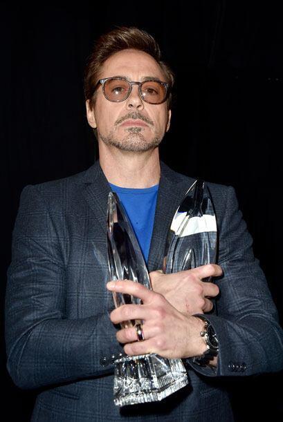 ¡Nadie te va a arrebatar esos premios, Robert Downey Jr.!