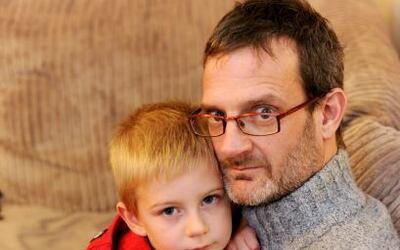 El pequeño Alex Nash nunca imaginó que a sus cinco años recibiría una fa...
