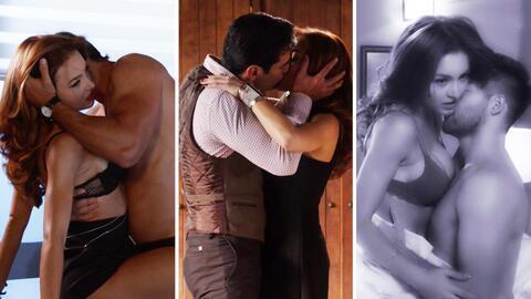 Angelique Boyer no se cansó de serle infiel a Sebastián Rulli en Tres Ve...