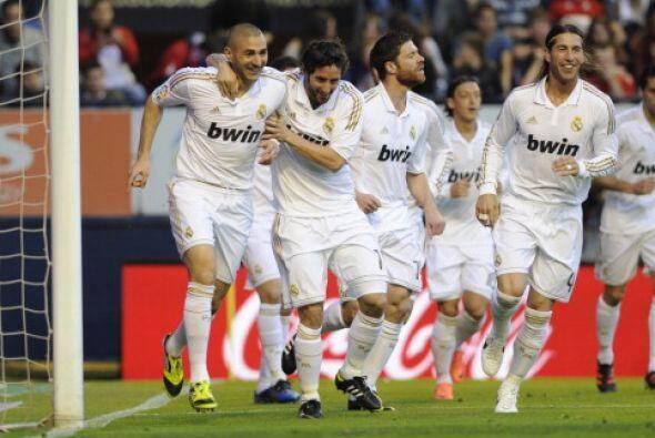 Real Madrid jugó 'a lo campeón' y le propinó una me...