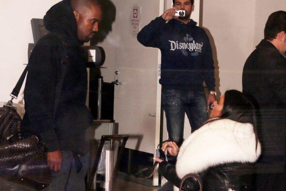 Seguramente estas fotos le borrarán la sonrisita a Kanye.