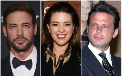 Luis Miguel, Alicia Machado y William Levy son algunas de las celebridad...