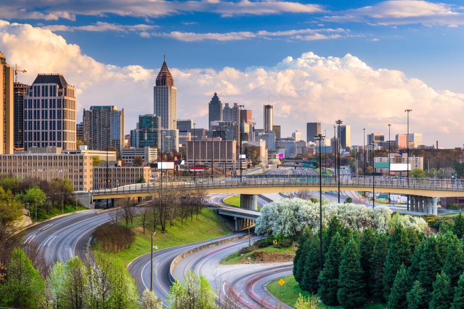En la zona de Atlanta, Sandy Springs y Roswell vivirían 250,000 inmigran...
