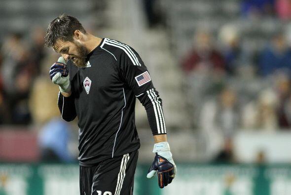 Fue un impensado e inmerecido empate del Real Salt Lake, y un triste fin...