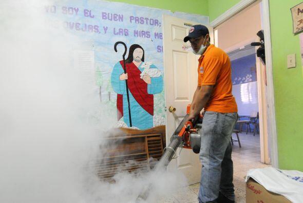 El ministro de Salud, Salvador Pineda, leyó el decreto que establece que...