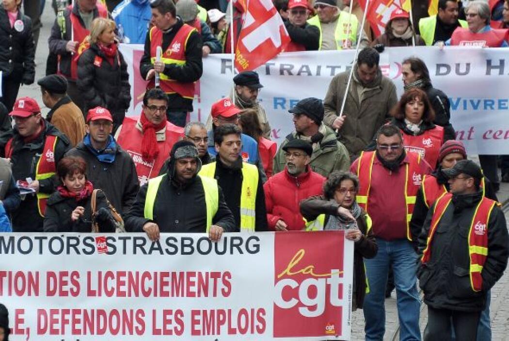 Portugal no se quedó atrás en cuestión de marchas.