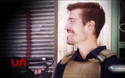 En Un Minuto: indignación por asesinato de periodista estadounidense