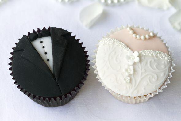 O tal vez, los típicos 'cupcakes', hechos especialmente para la o...