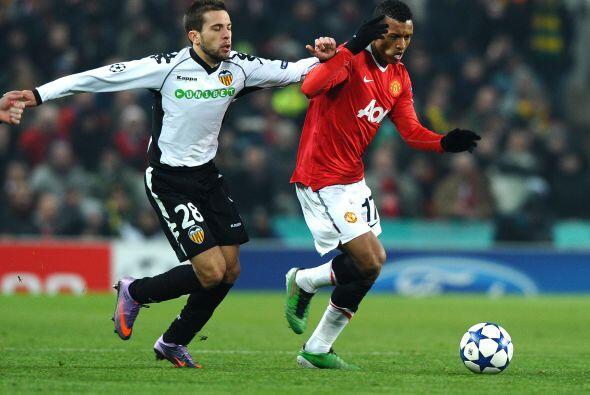El Manchester United se jugaba en Old Trafford el primer lugar de su gru...