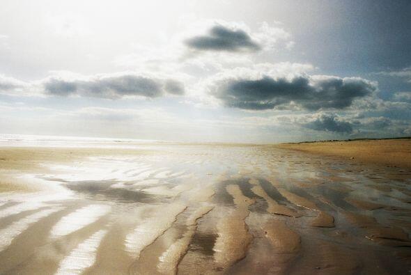 El norte es yin, mientras que el sur es yang, la Tierra es yin, el cielo...