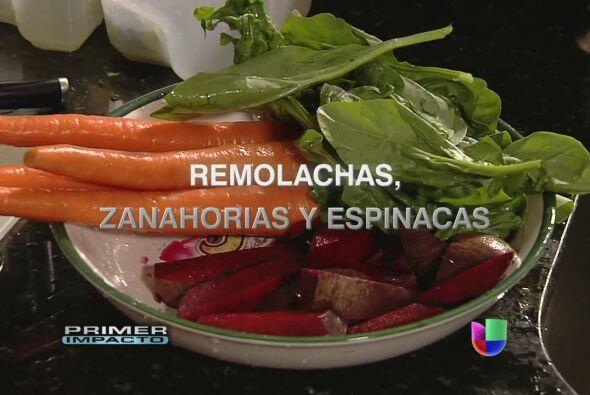 otro incluye  remolachas, zanahorias y espinacas