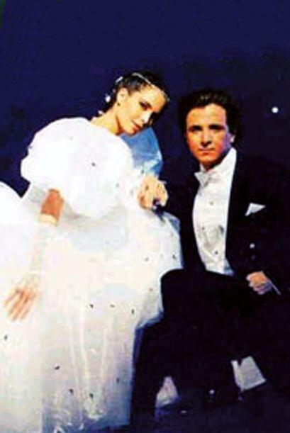 """A Palomo también lo vimos con Mariana Levy en """"La Pícara Soñadora""""."""
