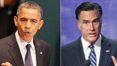 El presidente Barack Obama se distancia de su rival por la Casa Blanca,...