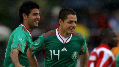 Los atacantes mexicanos Vela y Hernández suena para sumarse al equipo 'C...
