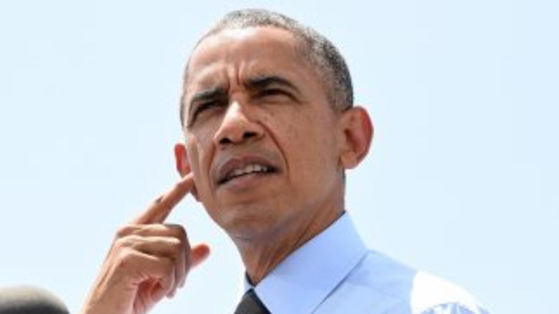 El presidente de Estados Unidos, Barack Obama, alista Acciones Ejecutiva...