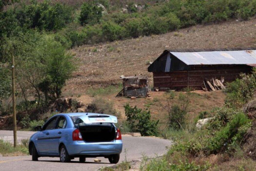 El norte del país es el que se ha visto más afectado, principalmente en...