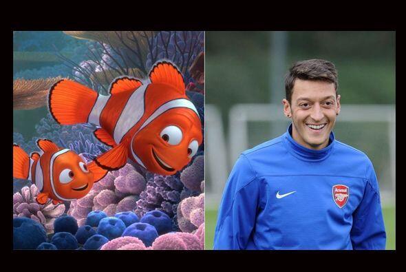 Mesut Ozil sería otro de los que romperían las reglas en u...