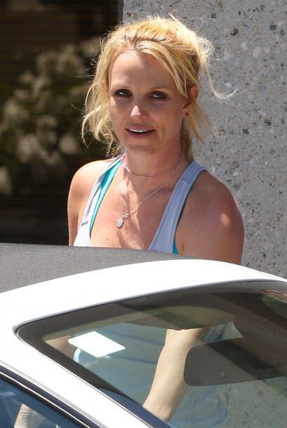 Britney Spears ya no nos sorprende tanto sin maquillaje después d...