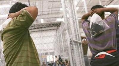 Los centros de detención de la Oficina de Aduanas y Control Fronterizo (...