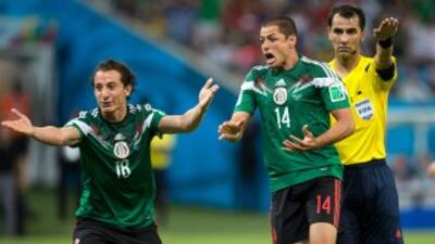 Mexicanos en el Mundial