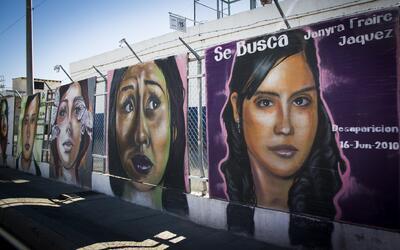 Los feminicidios no se detienen en Ciudad Juárez.