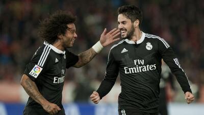 El cuadro español consiguió extender su racha de triunfos goleando al Al...