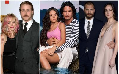 Actores que trabajaron juntos pero que no se soportaban