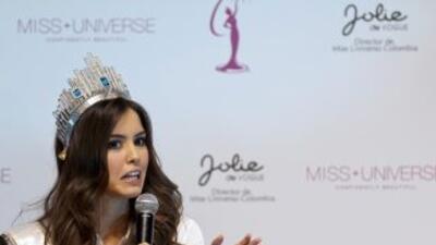 Paulina Vega es originaria de Colombia.