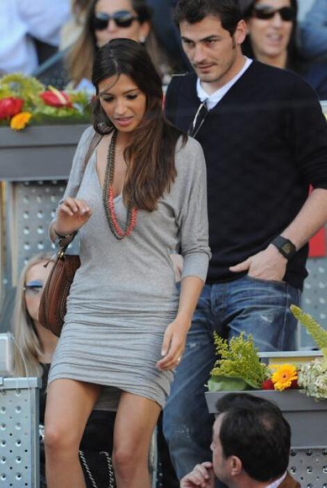 Sara Carbonero e Iker Casillas han dejado huella con su amor, ella con s...