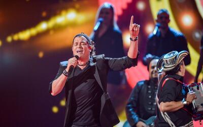 Homenaje a Carlos Vives en Premio Lo Nuestro