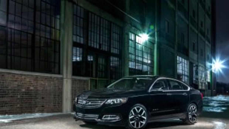 Chevrolet Impala Midnight Edition 2016
