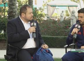 David Villa analiza la pre temporada del New York City FC es busca de id...