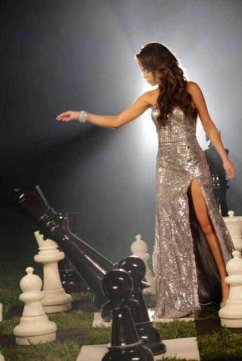 La bella puertorriqueña-mexicana fue eliminada en la cuarta gala de Nues...