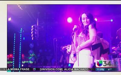 Mujeres de arranque, buscando el éxito en la música de banda