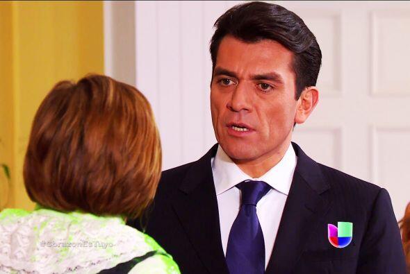 Fernando, ¿dónde encontrarás a la niñera que...
