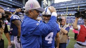 Los Colts se llevaron valioso triunfo a la bolsa en tiempo extra con un...