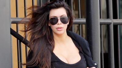 Kim lanzará una aplicación para estar en forma.