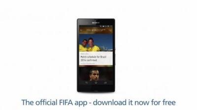 La app oficial de la FIFA ha roto récord de descargas.