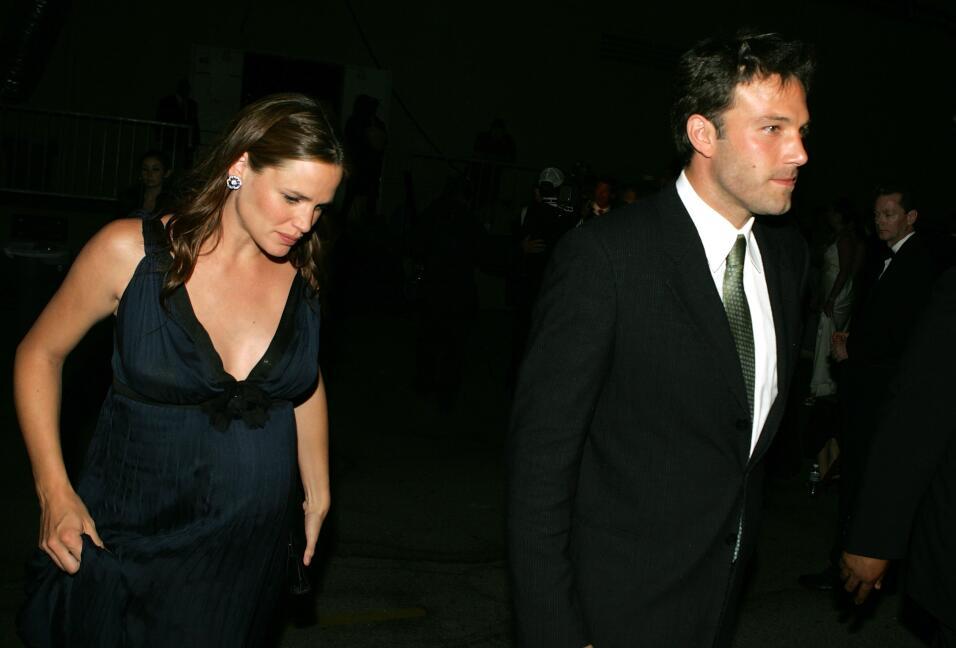 Ben y Jennifer Garner