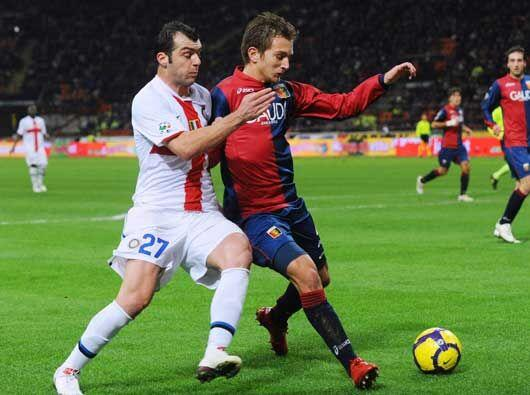 Para la jornada dominical, el Inter de Milán, líder del torneo, se vio l...