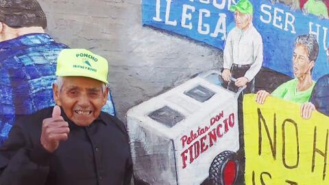 Qué Mundo tan Chiqui: Conoce al héroe que le cambió la vida a Don Fidencio