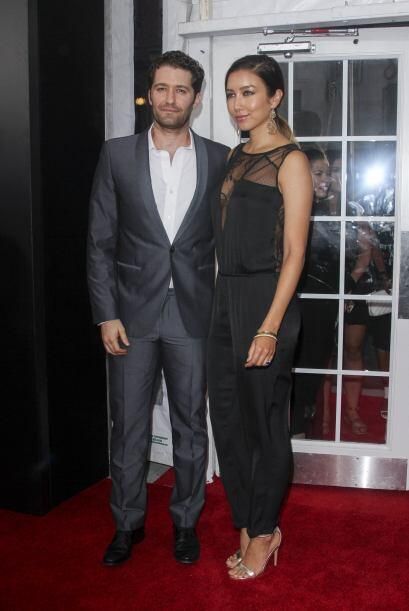 DE LA TV AL ALTARMatthew Morrison, se casó con su novia, la actri...