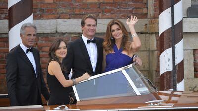 Clooney hizo de sus invitados a la boda, sus paparazzi personales
