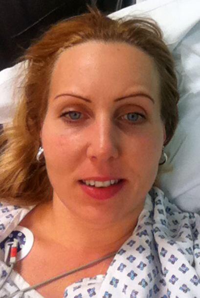 Si crees que un ataque al corazón es demasiado, Lucía Cassidy sufrió de...