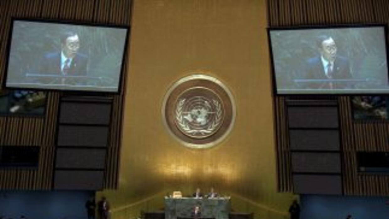 Uno de los primeros en reaccionar fue el secretario general, quien asegu...