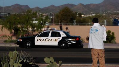 Jornalero en Arizona