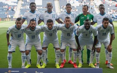 La selección de Honduras, jugará contra Sudáfrica el último partido de p...