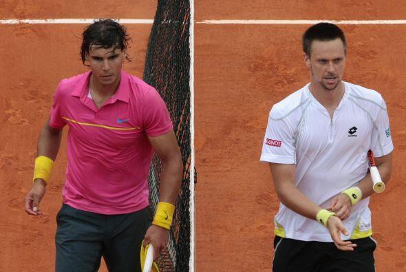 Precisamente en esta fecha, el de Manacor debutó en Roland Garros con un...