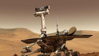 El Opportunity ha sobrevivido 10 años en la supericie lunar.